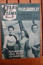 1947 Victor Mature Alan Ladd Bruce Cabot Louise Platt