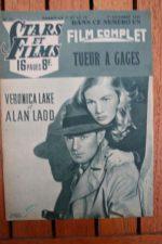 1947 Veronica Lake Robert Preston Alan Ladd