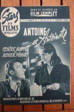 1948 Roger Pigaut Claire Maffei Noel Roquevert