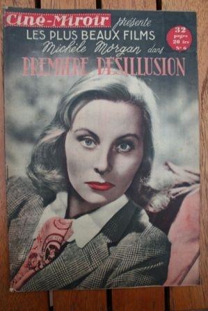 1949 Ralph Richardson Michele Morgan Sonia Dresdel