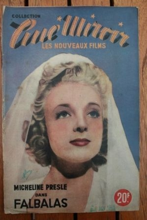1949 Raymond Rouleau Micheline Presle Jean Chevrier