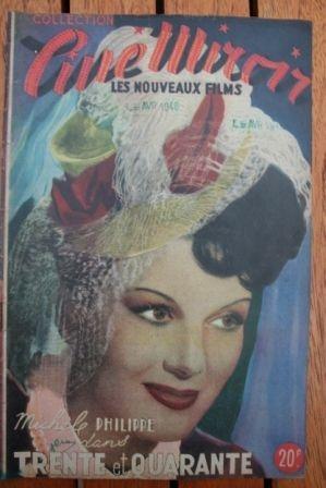 1949 Georges Guetary Martine Carol Jeanne Fusier-Gir