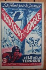 1946 Bruce Bennett Mala Monte Blue Harley Wood