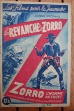 1946 John Carroll Helen Christian Zorro Rides Again
