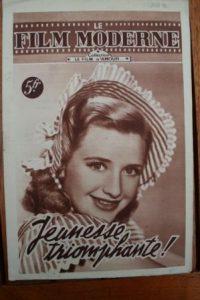 1946 John Garfield Priscilla Lane Alan Hale Billy Halop
