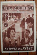 1946 Viviane Romance Henri Guisol Franck Villard