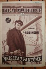 1947 Edward G. Robinson Ida Lupino John Garfield