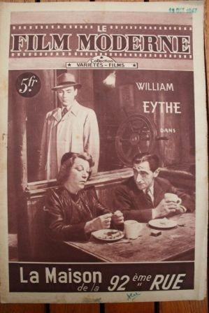 1947 William Eythe Lloyd Nolan Gene Lockhart