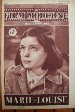 1948 Josiane Hegg Heinrich Gretler Margrit Winter