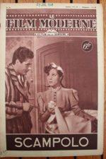 1948 Lilia Silvi Amedeo Nazzari Carlo Romano