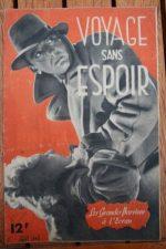 1946 Simone Renant Jean Marais Paul Bernard Louis Salou