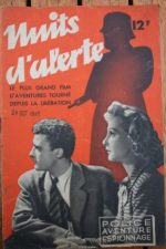 1946 Helene Perdriere Roger Pigaut Philippe Hersent