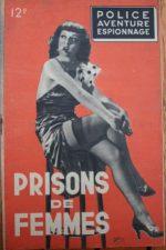 1946 Viviane Romance Renee Saint-Cyr Marguerite Deval