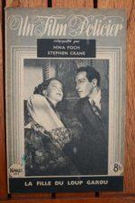 1947 Nina Foch Stephen Crane Osa Massen Blanche Yurka