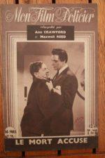 1947 Anne Crawford Maxwell Reed Ronald Howard