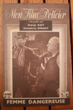 1947 George Raft Ann Sheridan Humphrey Bogart Lupino