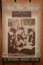 1947 Franck Villard Simone Renant Jean Chevrier