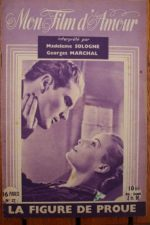 1947 Madeleine Sologne Georges Marchal Mony Dalmes