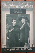 1947 George Brent Ilona Massey Basil Rathbone
