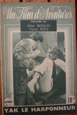 1947 Allan Bohlin Tutta Rolf Oscar Egede-Nissen
