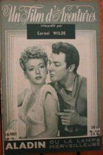 1947 Cornel Wilde Evelyn Keyes Adele Jergens