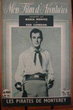 1947 Maria Montez Rod Cameron Phillip Reed