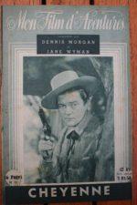 1947 Dennis Morgan Jane Wyman Janis Paige Alan Hale