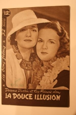 1945 Deanna Durbin Kay Francis Walter Pidgeon