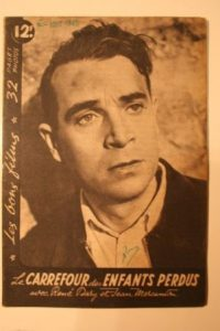 1945 Rene Dary Jean Mercanton Serge Reggiani