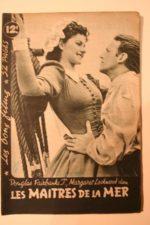 1945 Douglas Fairbanks Jr. Margaret Lockwood Will Fyffe
