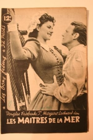 1945 Douglas Fairbanks Jr. Margaret Lockwood Will Fyffe