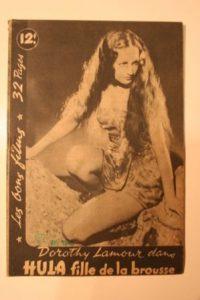 1945 Dorothy Lamour Ray Milland Akim Tamiroff Mala