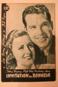 1945 Irene Dunne Fred MacMurray Charles Ruggles