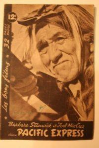 1945 Barbara Stanwyck Joel McCrea Robert Preston