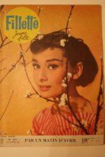 1962 Audrey Hepburn Joselito Charlton Heston