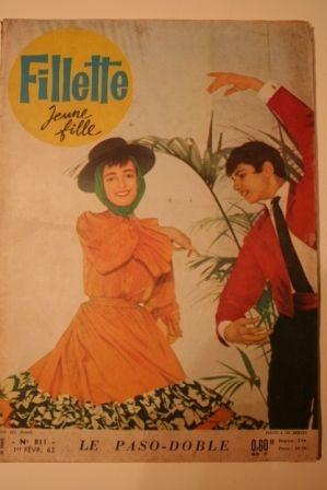 1962 Les Freres Jacques Louis Jourdan Yvonne Furneaux