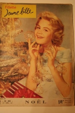 1961 Sandra Dee Jayne Mansfield Paul Newman