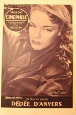 1948 Simone Signoret Bernard Blier Marcello Pagliero
