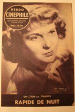 1948 Sophie Desmarets Roger Pigaut Paul Azais