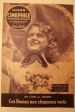 1948 Colette Richard Henri Guisol Marguerite Pierry