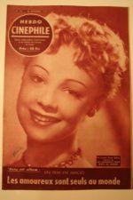 1948 Louis Jouvet Dany Robin Renee Devillers