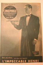 1948 Claude Dauphin Armand Bernard Marcelle Derrien