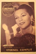1948 Annabella Fernand Ledoux Michel Auclair Line Noro