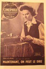 1948 Jacqueline Nearne Harry Ree Teddy Baird