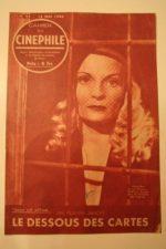 1948 Madeleine Sologne Serge Reggiani Paul Meurisse