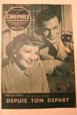 1948 Claudette Colbert Jennifer Jones Shirley Temple