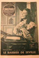 1948 Lucienne Jourfier Renee Gilly Louis Musy