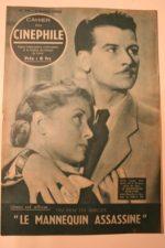1948 Blanchette Brunoy Gilbert Gil Daniel Gelin