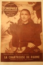 1948 Renee Faure Lucien Coedel Gerard Philipe