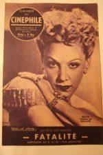 1948 Belita Barry Sullivan Bonita Granville Suspense